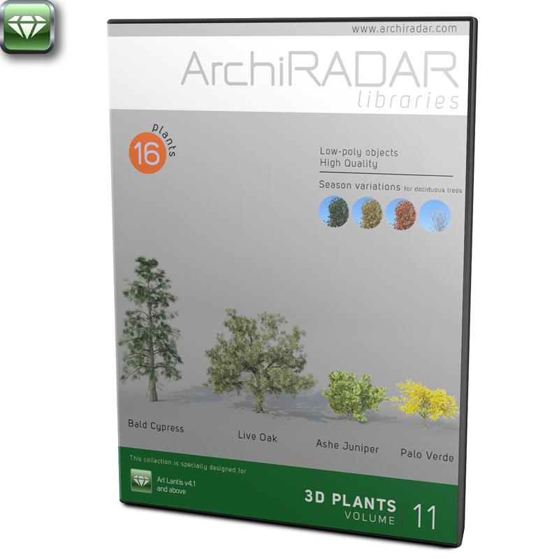 3D Trees - Volume 11