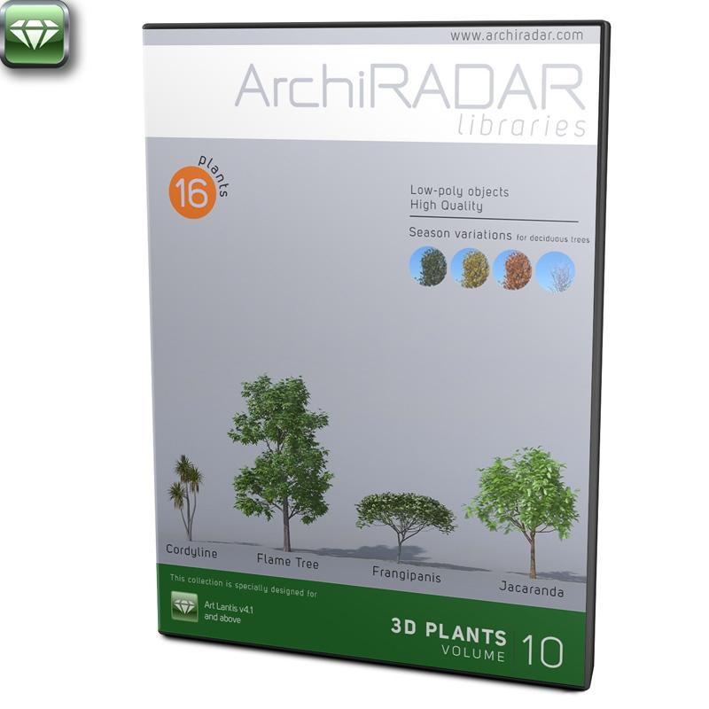 Alberi ArchiRADAR - Volume 10