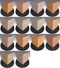 Bricks Shaders vol.1