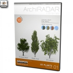 Alberi ArchiRADAR - Volume 01