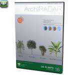 ArchiRADAR Plants - Volume 16