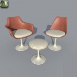 Tulip collection by Knoll