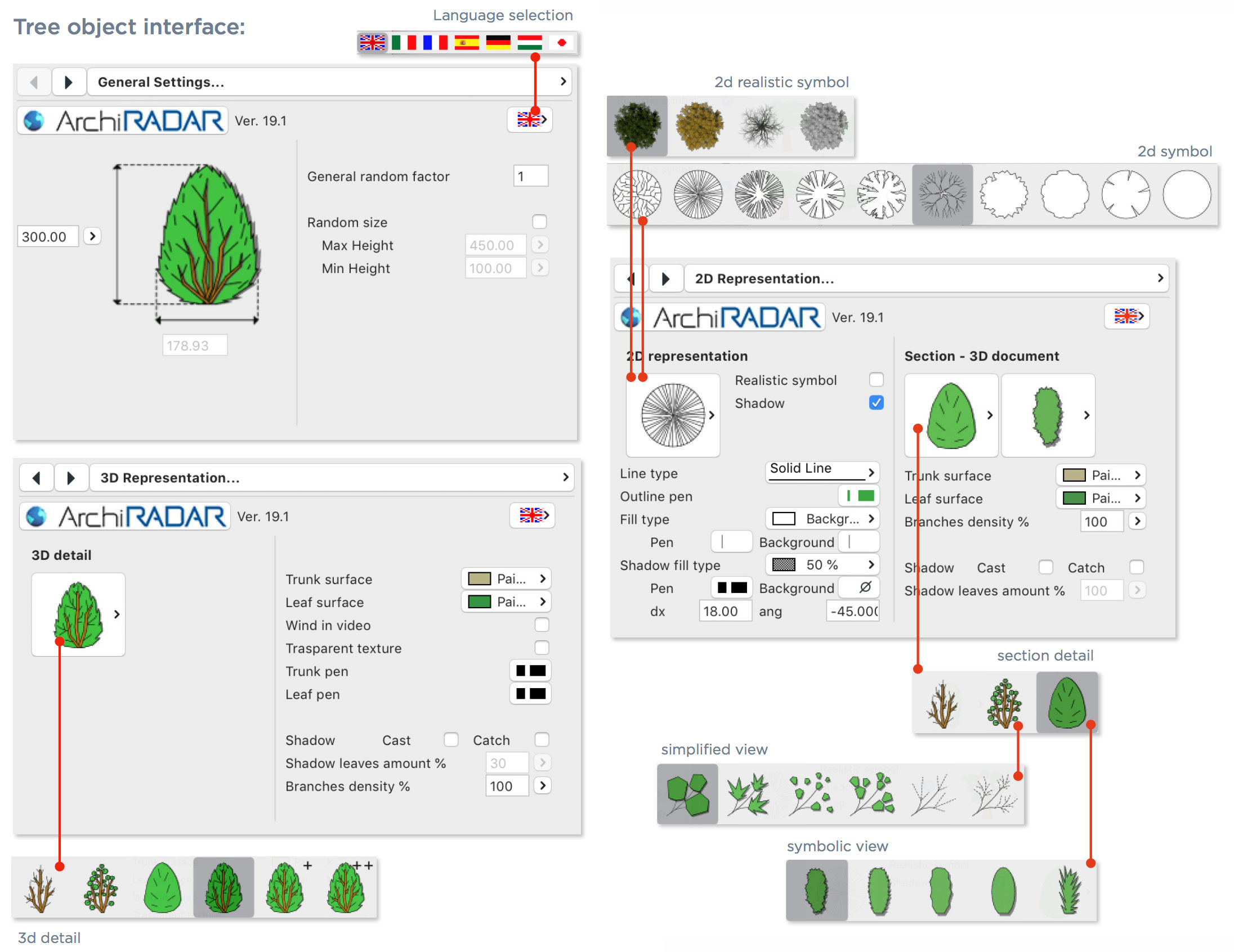 2D 3D plants 03 interfaccia