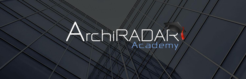 ArchiRADAR Academy