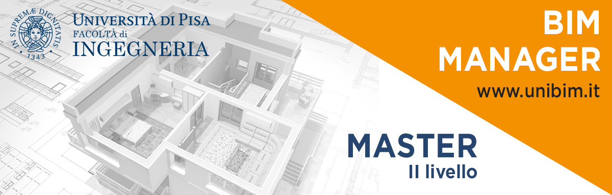 Master II livello in BIM Manager